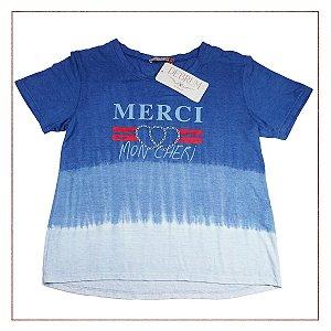 Camiseta Debrum Estampada- Novo!