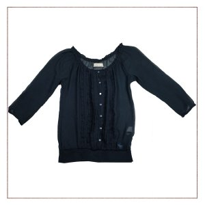 Blusa Abercrombie Delicada