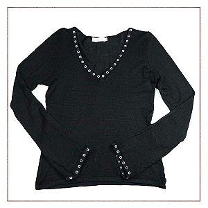 Blusa Drip Dry tricot