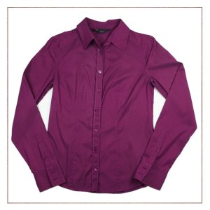 Camisa Armani Roxo