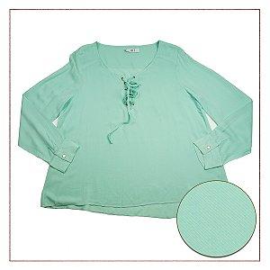 Camisa HIT Verde Água