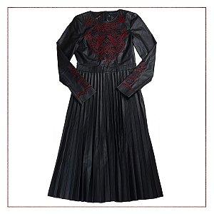 Vestido Zara Bordado