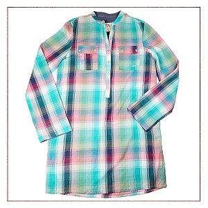 Camisa Quadriculada TNG