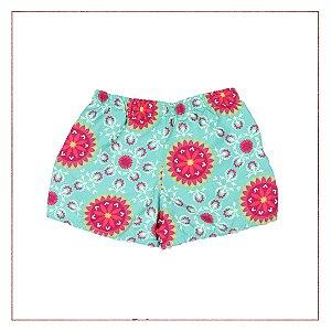 Shorts Colorido PUC