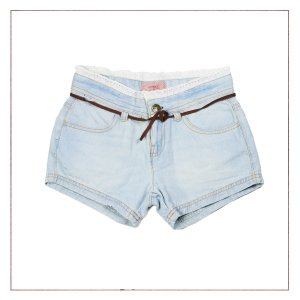 Shorts Jeans Alakazoo
