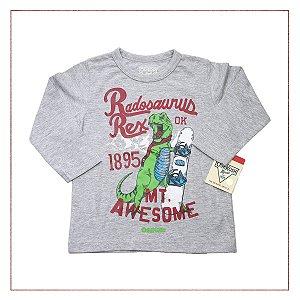 Camiseta Dinossauro OshKosh- novo!