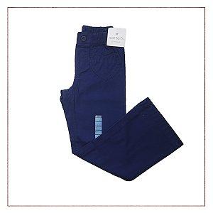 Calça Azul Carter's - novo!