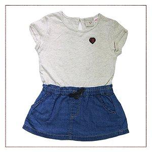 Vestido Zara Kids Jeans
