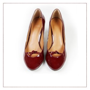 Salto Verniz MyShoes