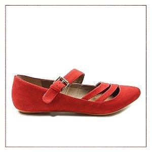 Sapato SHOESTOCK Vermelho