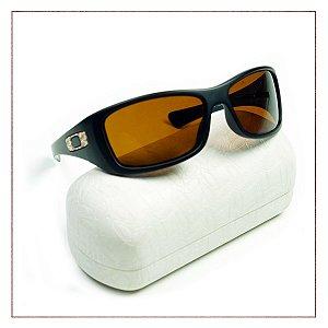 Óculos Oakley Lente Marrom