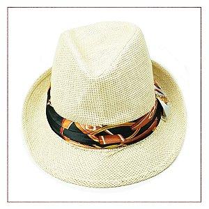 Chapéu Palha Bonequinha de Luxo
