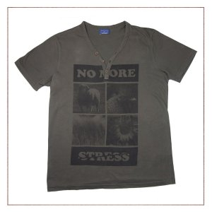 Camiseta Zara Man No More
