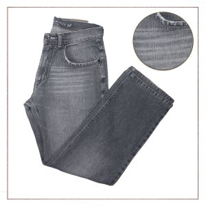 Calça Jeans Siberian Cinza