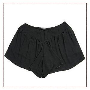 Saia-Shorts Charlize Preta