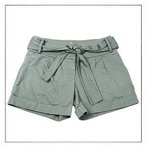Shorts Luigi Bertolli Cinza