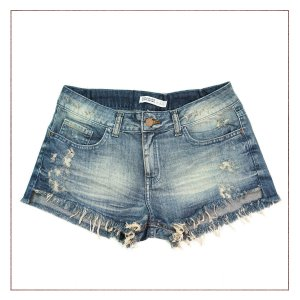 Shorts jeans Zara Basic