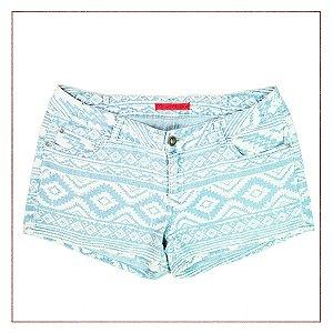 Shorts jeans C&A Estampado