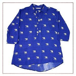 Camisa Monami Estampada