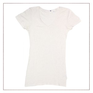 Camiseta Longa UNIQLO