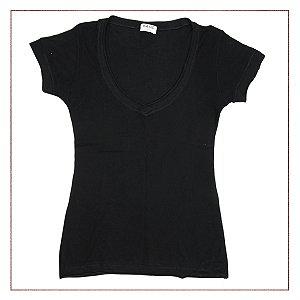 Camiseta Daslu Preta