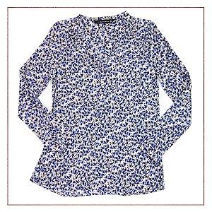 Camisa Zara Floral