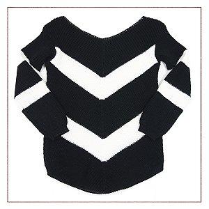 Blusa Tricô Listra