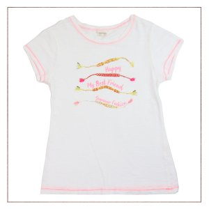 Camiseta Zara Infantil Meninas