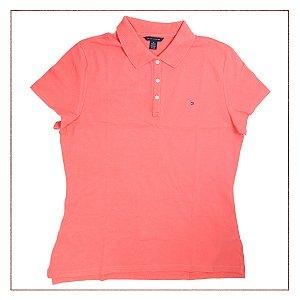 Camisa Tommy Hilfiger Laranja