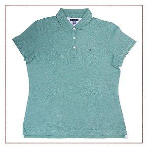 Camisa Tommy Hilfiger Verde