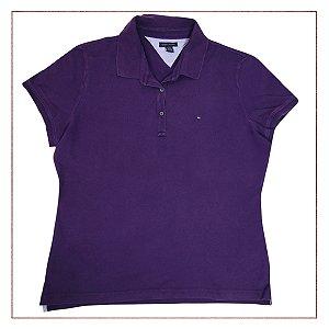 Camisa Merona Roxa