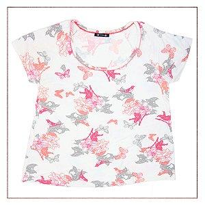 Camiseta TESS Estampada