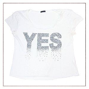 Camiseta TESS Branco