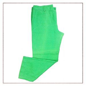 Calça TESS Casual Verde