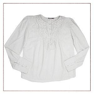 Camisa Siberian Creme