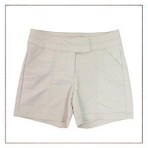 Shorts Riachuelo Creme