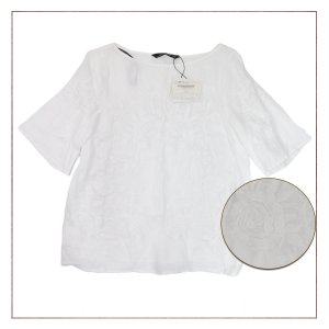 NOVA! Blusa Zara Branca