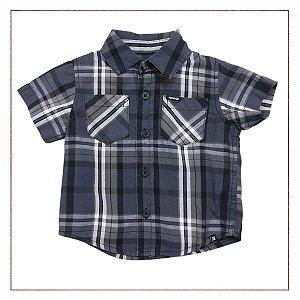 Camisa Hurley Quadriculada