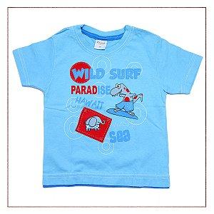 Camiseta Desainer Infantil
