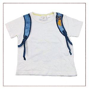 Camiseta Zara Infantil