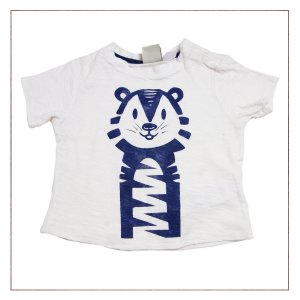 Camiseta Zara Kids Tigre