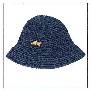 Chapéu Tricocotado Azul