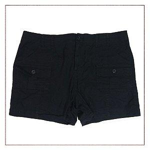 Shorts Style&CO Preto