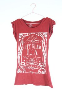 Camiseta Atmosphere Vermelha