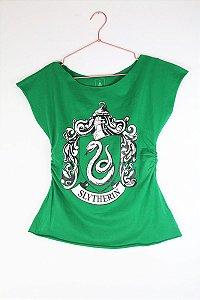 Camiseta Harry Potter Verde