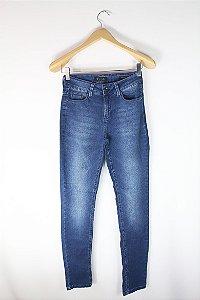Calça Jeans Escuro Guess Skinny
