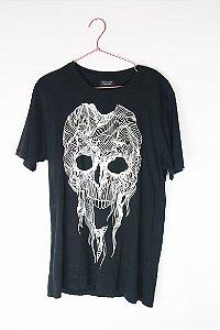 Camiseta Zara Caveira