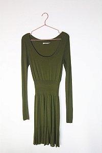 Vestido Kookai Verde