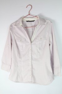Camisa Feminina Zara Roxa
