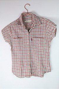 Camisa Omino Xadrez
